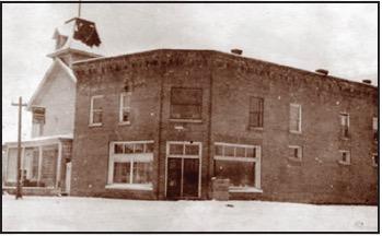 Robinson brick store