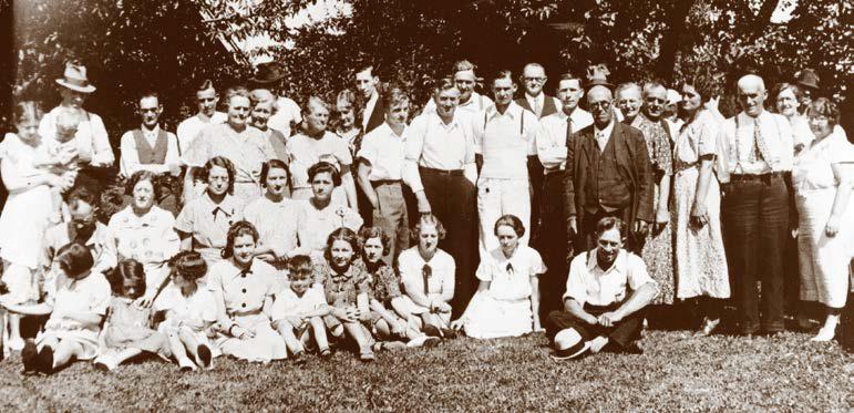 Casteel family