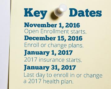 Health insurance dates