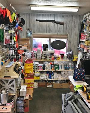 Clark Lumber store