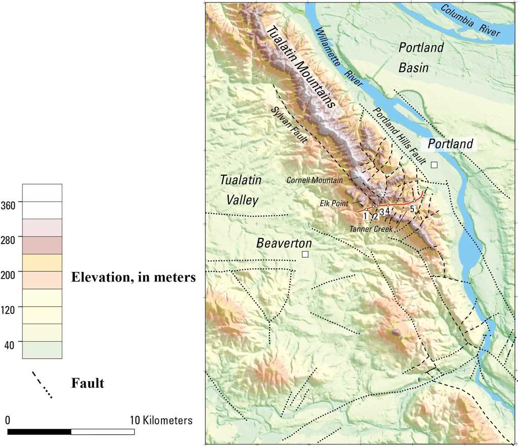 Tualatin Mountain Range – Lost in Oregon | Tualatin Life on