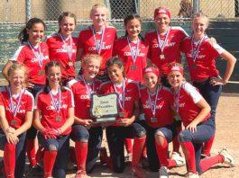 12u Bat Company Team, Oregon Titans, Softball State Championship