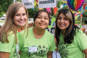 ngagement Coordinator Betsy Rodriguez Ruef, community engagement coordinator tualatin, viva tualatin, community volunteers tualatin