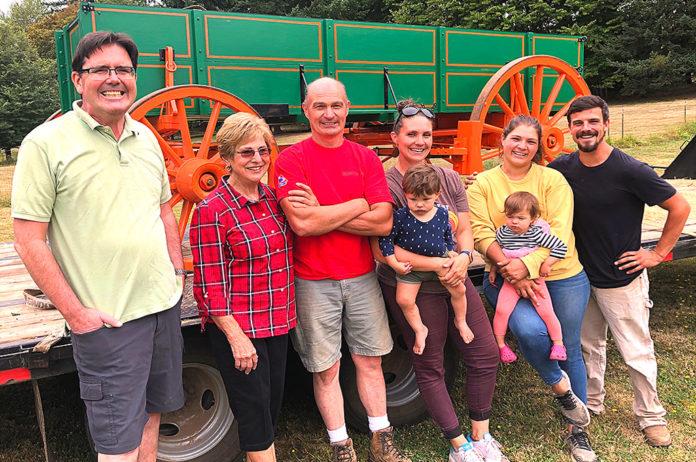 tualatin historical society, lee farms, lee farms historic farm wagon