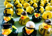 TuCPF rubber duck fundraiser