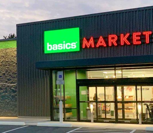 Basics Market Tualatin