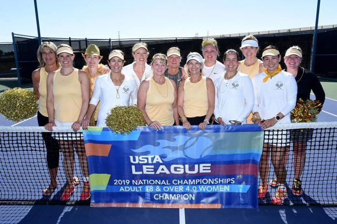 Tennis, USTA League, Women's Tennis