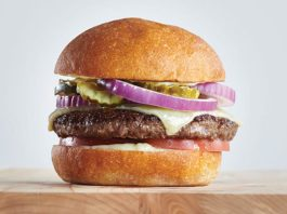 Burgerville, Burger