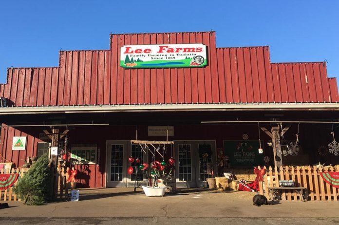 Lee Farms, Holiday Season, Christmas