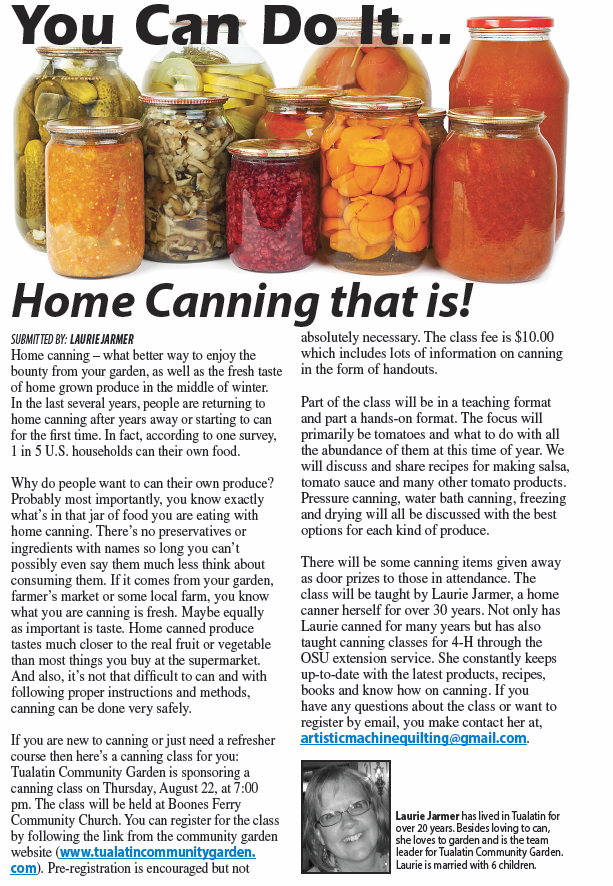 Home Canning 3