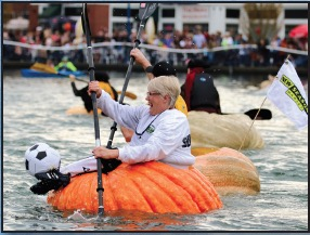 Pumpkin Regatta 2015