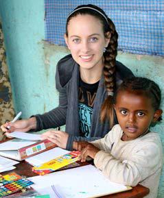 From Tualatin to Ethiopia