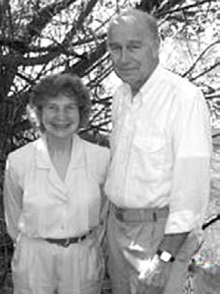 Jack Broome & Althea Pratt