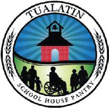 Tualatin Schoolhouse Pantry