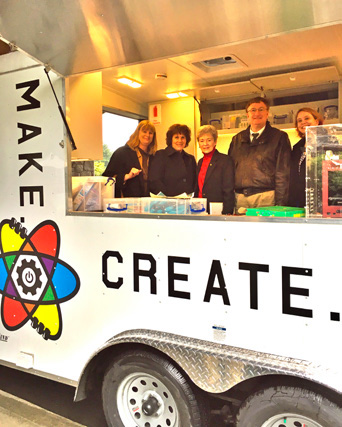 Tualatin Mobile Makerspace