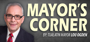 Mayor's Corner, Lou Ogden