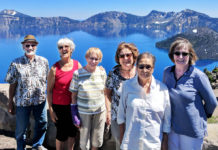 A recent excursion to Crater Lake.