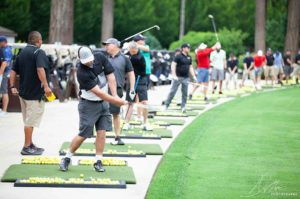 """Tualatin Chamber """"Swing for the Wolves"""" Crawdaddy golf classic. Photo: NvHolden Photography"""