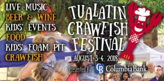 2018 Tualatin Crawfish Festival