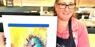 Art With Angie Customer