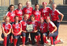 12u Bat Company Team, Oregon Titans, Softball State Championship