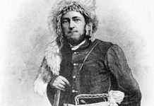 joseph meek, oregon fur trapper