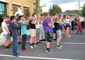 TuHS Band