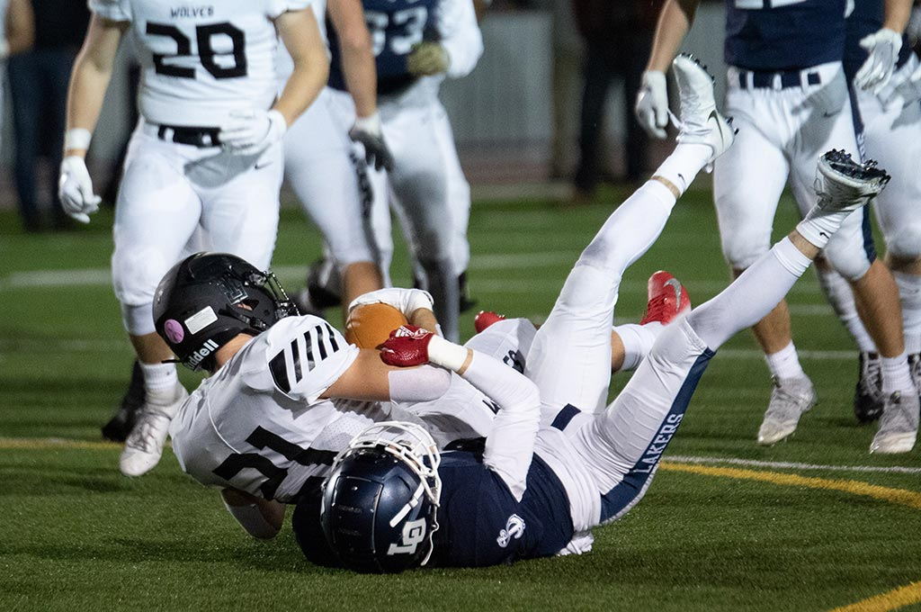 tualatin high school football, Lake Oswego High School,