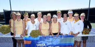 Tennis, USTA League, Women's Tennis