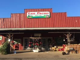 Lee Farms, Holiday Season, Christmas