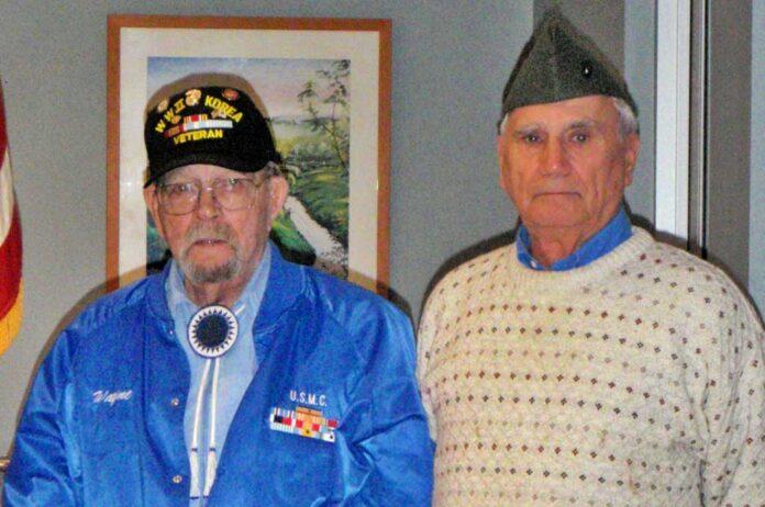Wayne Sparks and Joe Lipscomb