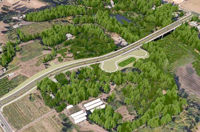 Basalt Creek Parkway extension