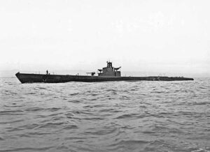 USS Stingray on Patrol