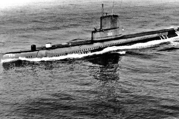 USS Blackfin
