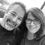 Tom and Vicki Gile
